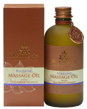 Massage Oil | Relaxing Massage Oil