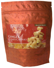 Snack | Ginger Honey Chunks