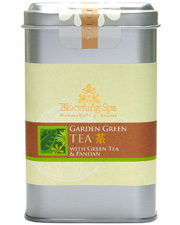 Herbal Tea | Garden Green Tea
